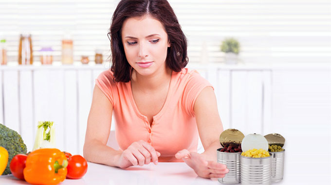 15 diyet düşmanı