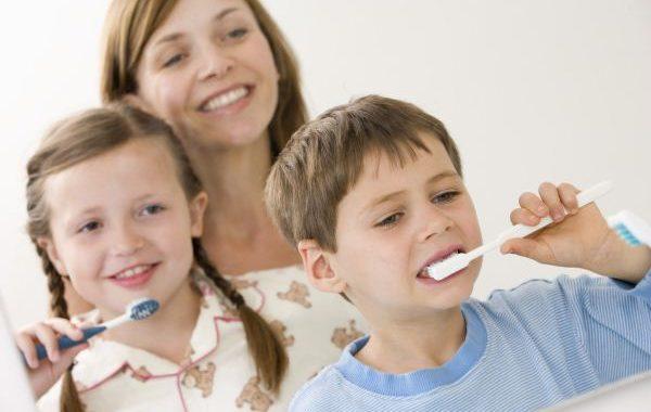 Bayramda çocukların diş sağlığına dikkat