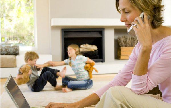 Çalışan anneler daha sağlıklı