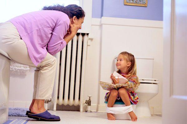 Çocuğunuzu tuvalet eğitimine zorlamayın