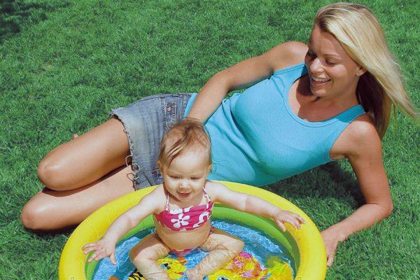 Küçüklerin havuza girmesi sakıncalı