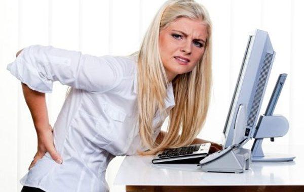 Masa başında çalışanları bekleyen büyük risk